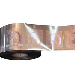 Registered Hot Stamping Hologram Foil