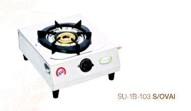 Single Burner Gas Stoves (SU-1B-103 S/Oval)