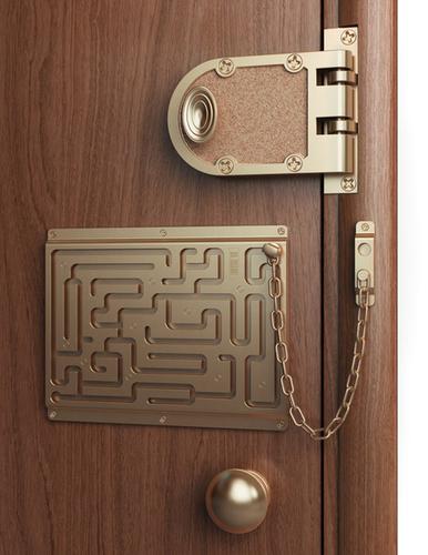 Door Lock in   Dist.