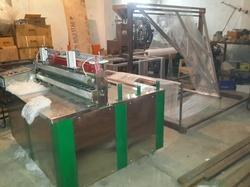 EPE and Air Bubble Film Bag Making Machine