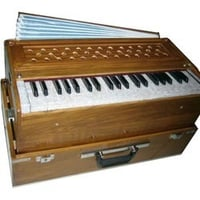 Harmonium With Vertical Reed Board
