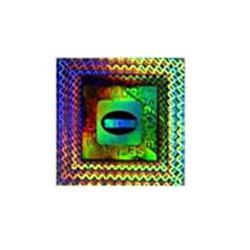 Reflective E-Beam Hologram