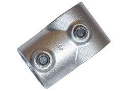 Single Socket Tees For Hand Rail Fittings (Hrf-101)