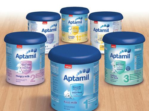 Milupa Aptamil Baby Milk Powder