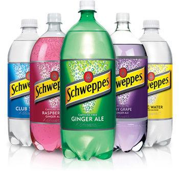 Schweppes Soft Drinks