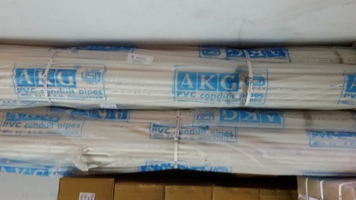AKG PVC Conduit Pipe in  Bhagirath Palace