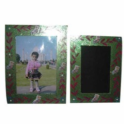 Attractive Hand Painted Wooden Photo Frame