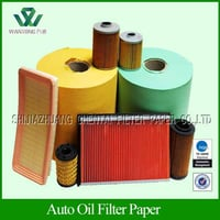 Automotive Air Filter Paper