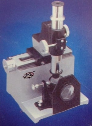 Newton's Ring Research Microscope