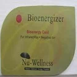 Bio Magnetic Energizer Health Cards