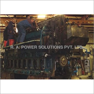 Industrial Marin Diesel Engine Repairs and Maintenance Services