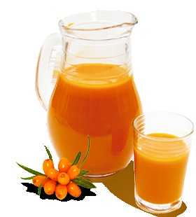 Seabuckthorn Sugar Free Juice