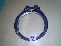 V Band Stainless Steel Clamp