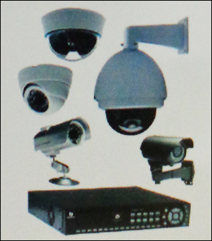 Fire Detection CCTV System