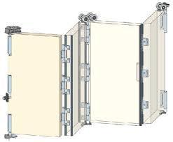 Centre Folding System