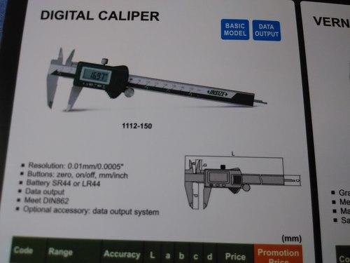 Digital Calipers