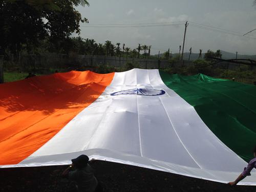 Giant Indian Flag