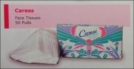 Caress Face Tissues