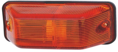 Side Turn Signal Lamp For Horizontal Surface Mounting (Catagory 6)
