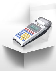 Electronic Bus Ticketing And Issuing Machine