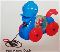 Pull Along Duck Toys