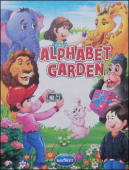 Alphabet And Number Writing Practice Books