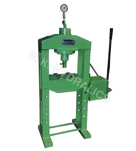 Hydraulic Hand Press Machines