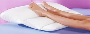 Inflatable Pillow For Legs