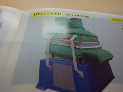 Pressure Type Destoner in  Gorwa (Vdr)