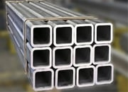 High Frequency Induction Welded Square Tubes