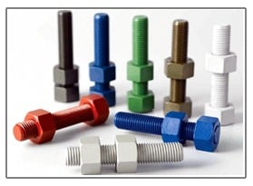 PTFE Coated Fasteners
