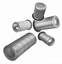Stainless Steel Cylindrical Sintered Filter