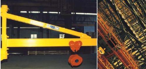 Commercial EOT Cranes