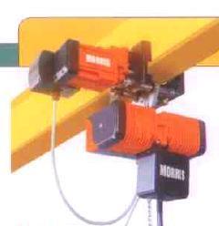 Morris Electric Chain Hoist