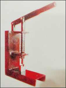 Notch Press Machine