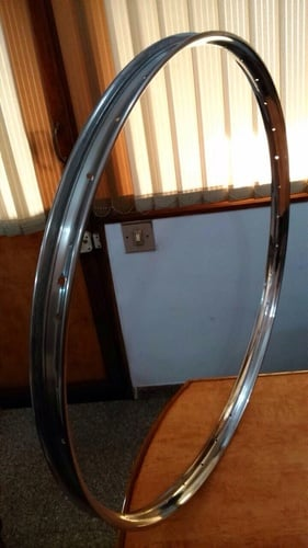 Stainless Steel Bicycle Rim