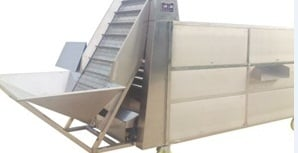 RJY-FX Automatic Fruit And Vegetable Sorting Machine