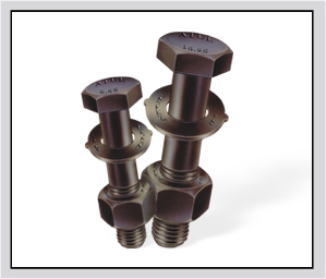 High Strength Friction Grip Bolts Nuts And Washers