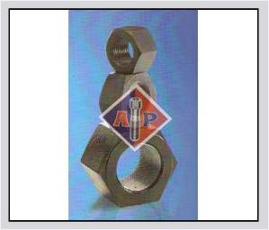 High Tensile Hex Nuts (DIN-934)