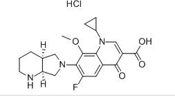 Moxifloxacin in   Xixiang Baoan