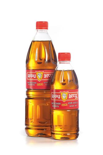 Appu Kachi Ghani Mustard Oil