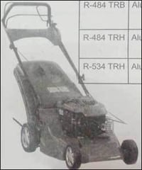 Honda Petrol Power Operated Lawn Mower