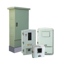 Single Phase Plastic Meter Boxes