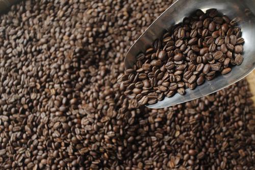 Roasting Coffee Arabica