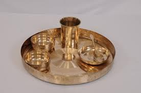 Bronze Dinner Plate