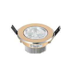 Nickel Metal LED Ceiling Lights