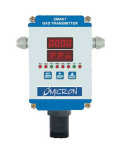 Smart Gas Transmitter For Toxic And Combustible Gases
