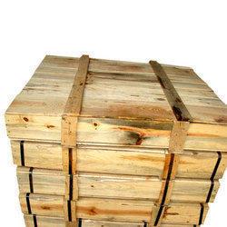 Solid Pinewood Box