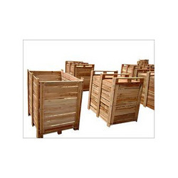 Wooden Packaging Boxes in  New Area