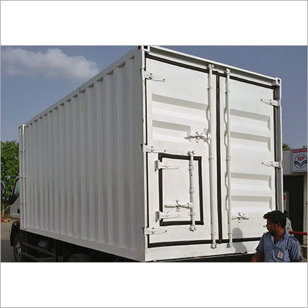 Cold Rooms Refrigerated Containers